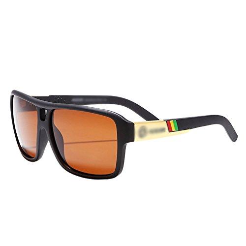 Grande Soleil Polarisé avec Goggle Sport 5 Style Lvguang Protection de Sunglasses Lunettes Sportif Lentille Hommes AqHntx8Iw