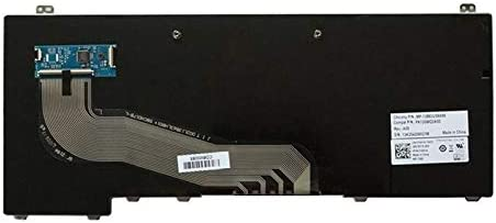 SHUGUO Flex Cable Repair Parts US Keyboard for Lenovo Thinkpad E570 E575 E570C