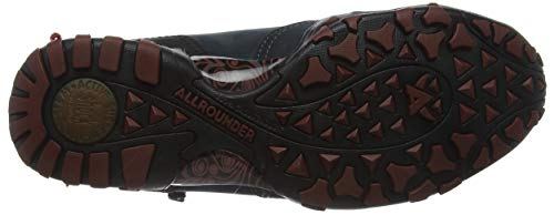 Allrounder Faida Zapatillas g T vintage nubuk Running Mujer Stone tex 1 Para De dk Mephisto 61 By black qEwprnC4E