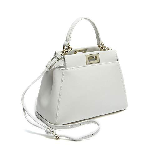 509bcbe04abb HITSAN INCORPORATION Genuine Leather Peekaboo Bag Luxury Handbags Women  Messenger Bags Designer High Quality Leg Shoulder