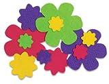 Stick-It Felt Shapes - Stick-It Felt Flowers, 36 Pieces