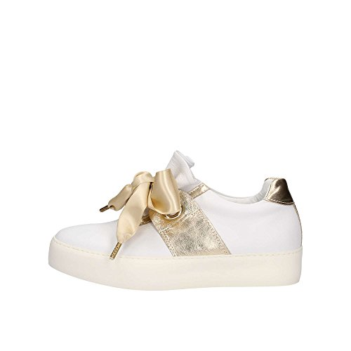 Nuovo Bianco Andrea Platino 853 Morelli Donna Sneakers zOYq1