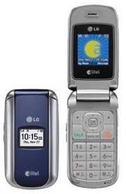 amazon com lg ax155 blue gray alltel cellular phone cell rh amazon com LG TracFone Wireless LG LG TracFone Wireless LG