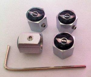 Mini valve caps