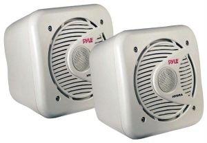 Pyle Plmr53 Marine Speakers - Pyle Plmr53 2-way Shielded Marine Waterproof Speaker (5.25 150w)