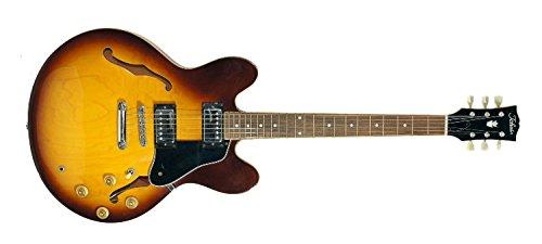 Tokai( トーカイ 東海楽器 )ES78SB セミアコタイプ エレキギター ソフトケース付   B07B8SQ3GB