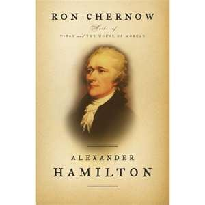 Alexander Hamilton {Unabridged} {Audio} {Cd} by Books On Tape