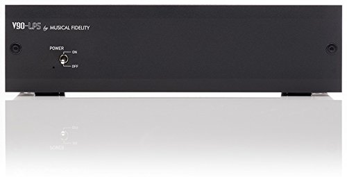 Musical Fidelity: V90-LPS Phono Stage (Phono Preamp) - Black