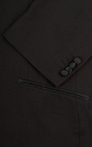 Col De Bouton Châle Dobell Smoking Veste Noire Homme 1 g6x6S7