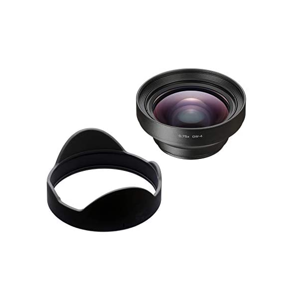31PiBV1TA9L. SS600  - GW-4 Wide Conversion Lens for GR III Digital Compact Camera