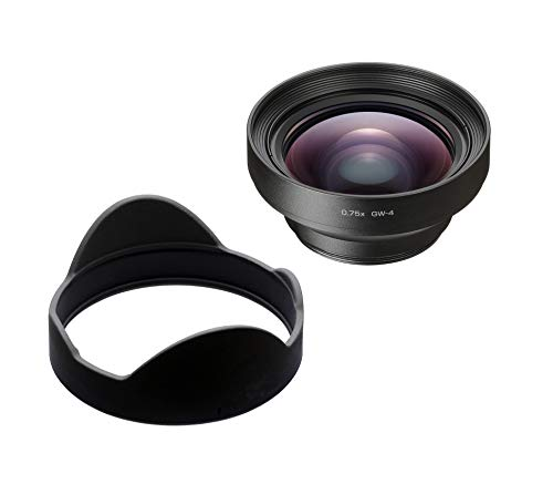 GW-4 Wide Conversion Lens for GR III Digital Compact Camera