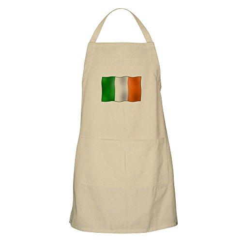 - CafePress Waving Flag of Ireland BBQ Apron Kitchen Apron with Pockets, Grilling Apron, Baking Apron