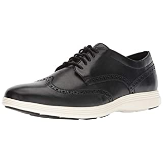 Cole Haan Men's Grand Crosscourt II Sneaker, Black, 13 M US