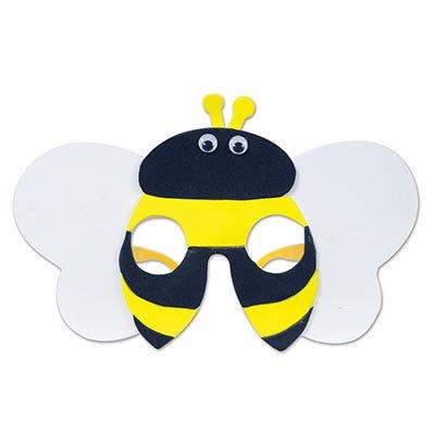 Beistle 60510 Bumblebee - Bumblebee Glasses