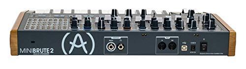 Arturia MiniBrute 2 Semi-Modular Analog Synthesizer