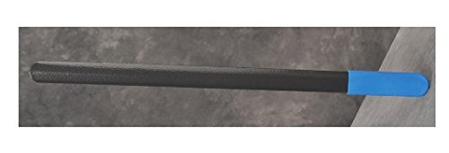 Shoehorn-Metal, Rubber Handle- Mercer - 2ea by MERCER COUNTY