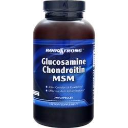 Glucosamine Chondroitin and MSM 240 caps