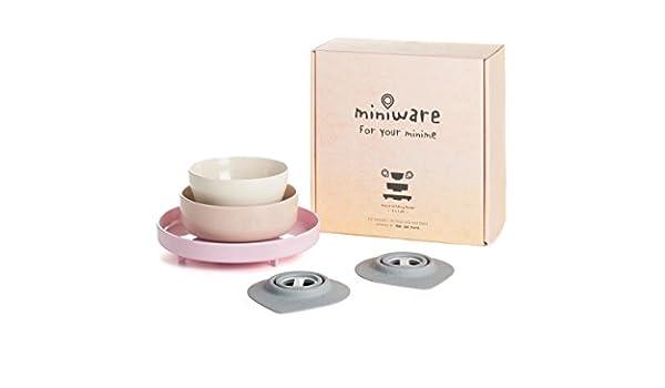Juegos de vajilla unisex Miniware MWS511MH