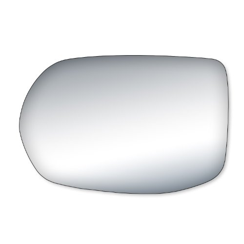 Fit System 99268 Honda CR-V Driver Side Replacement Mirror Glass - Honda Crv Replacement Driver