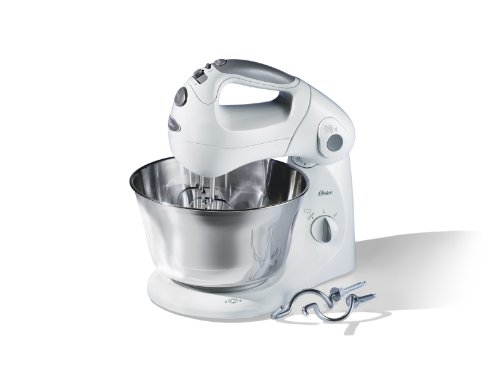 Oster 2601 Euro Style Stand Mixer, 220-240 Volts
