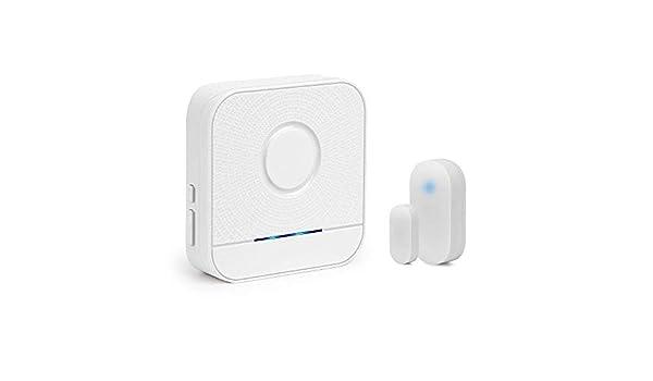 Wireless Door Open Sensor Alarm Chime Security Home Window Entry Alert 320 Feet