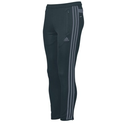 adidas New Men's Tiro 13 Training Pants Dark Shale/Lead X-Large (Adidas Tiro 13)