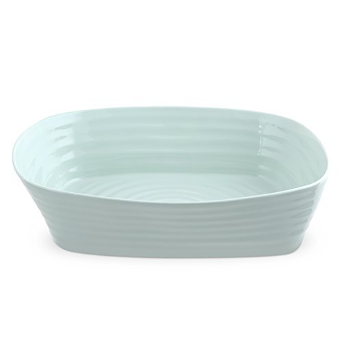 Portmeirion Sophie Conran Celadon Lasagna/Roaster by Portmeirion by Portmeirion