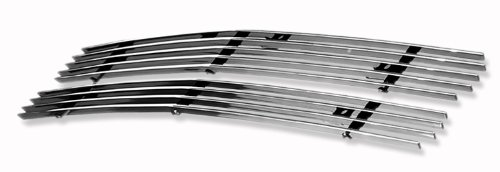 APS Polished Chrome Billet Grille Grill Insert #C65705A (99 Blazer Grill compare prices)