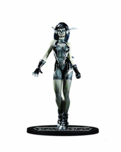 DC Direct Ame-Comi Black Flash PVC Figure -