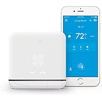 Tado Smart Air Conditioner and Heater Controller, Wi-Fi, Compatible with iOS and