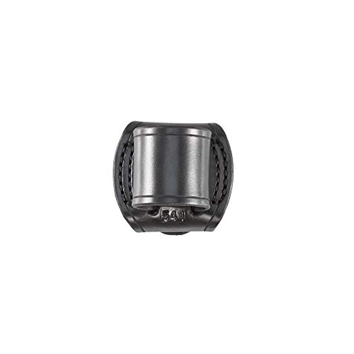 - Aker Leather 541 Flashlight Holder, Black, Plain, Fits Standard D Cell Flashlights