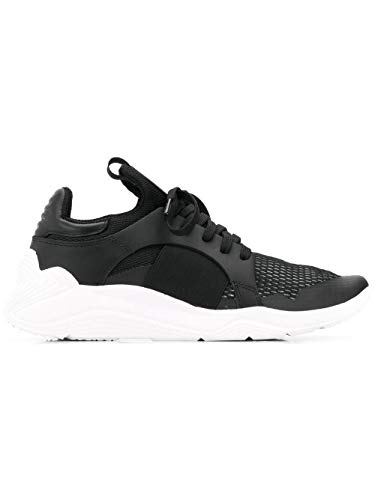 MCQ by Alexander McQueen Women's 544904R25611006 Black Fabric Sneakers