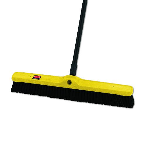 RCP9B0900BLA - Rubbermaid Medium Floor - 18 Push Tampico Inch Broom