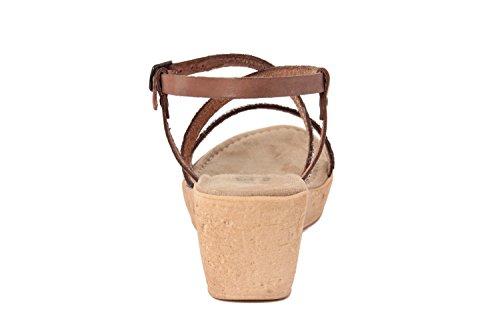 LA COMODA FASHION - Sandalias de vestir para mujer marrón marrón