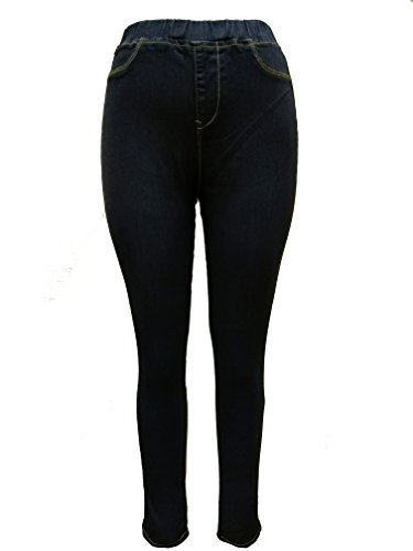 Donna Skinny Denim Blue Crisp Jeans Sugar FqvEtx