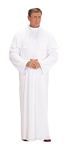 Mens Pope Costume Large Uk 42/44