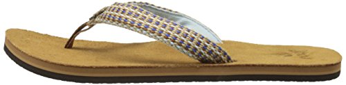 Reef Bleu Gypsylove blue Femme Multi Tongs H48xwvqH