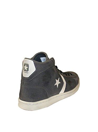 Grigio Ltd Sneaker 38 Eu Suede Converse wOBxqYq