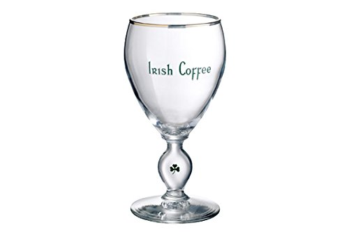 Durobor 955/23Irish 8oz Irish Coffee-Gläser Set 6Stück transparent