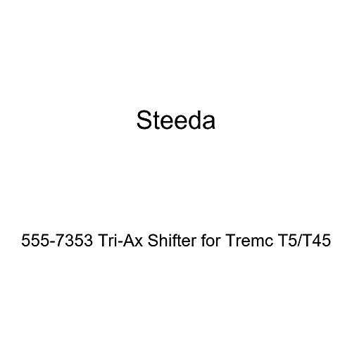 (Steeda 555-7353 Tri-Ax Shifter for Tremc T5/T45)