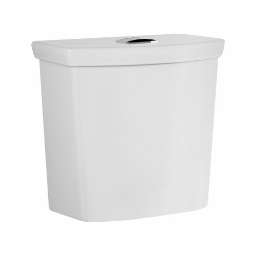 (American Standard 4339.516.020 H2Option Dual Flush 12-Inch Tank with Liner, White)