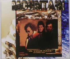 Mountain / In Your Face / CD Single Edit