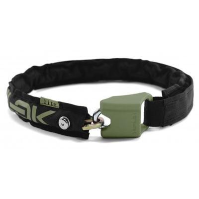 Hiplok Lite V 1.0 Chain Lock (Black/Urban Green)