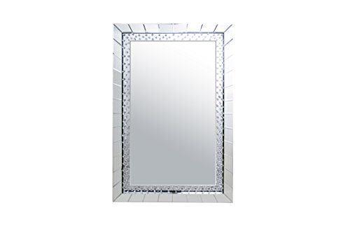 Acme Furniture 97386 Nysa Accent Wall Mirror by Acme Furniture (Image #1)