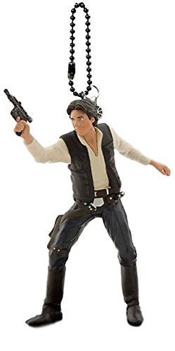 Disney's Star Wars Han Solo Keychain/Dangler ()