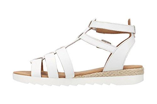 Gabor Women's Fashion Sandals White White RFewGvsF