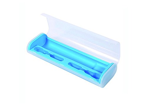 FERFERFERWON Forniture per Il Bagno Scatola di spazzolino da Denti Portatile Scatola da Viaggio spazzolino Elettrico Pulito