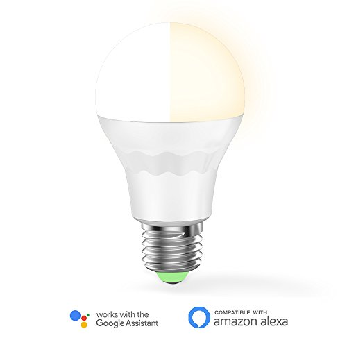 magic hue wifi smart light bulb tunable soft white to daylight 2700k 6500k 60w equivalent. Black Bedroom Furniture Sets. Home Design Ideas