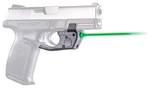 (ArmaLaser Smith Wesson Smith Wesson Sigma SW9VE SW40VE TR15G Green Laser Sight with Grip Activation)