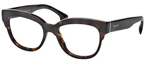 Prada PR21QV Eyeglasses-2AU/1O1 - Code Prada